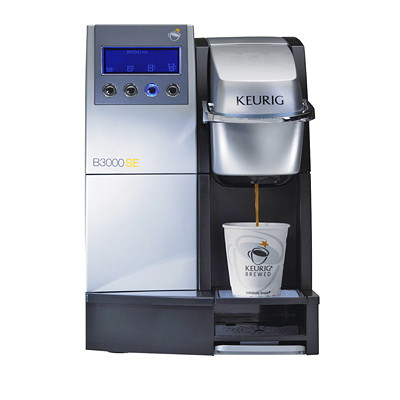 Cleaning Large Coffee Maker : Keurig K3000SE Large Office Brewer Grand & Toy