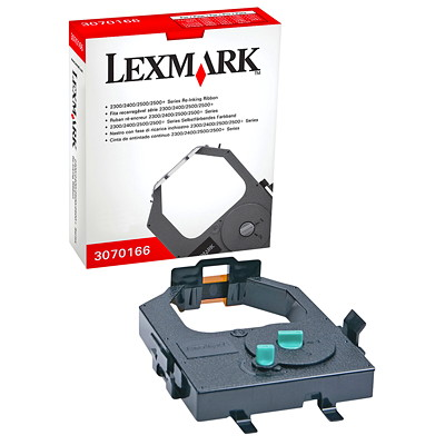 Lexmark Black Re-Inking Ribbon FOR 23XX  24XX  25XX STANDARD YIELD