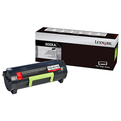 Lexmark Monochrome Black Cartridge EXTRA HIGH YIELD 20000 PAGE YIELD