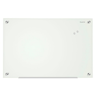 Quartet Infinity Magnetic Dry-Erase Glass Board WHITE - MAGNETIC