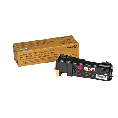 Xerox Laser Cartridge HIGH CAPACITY 2 500 PAGE YIELD