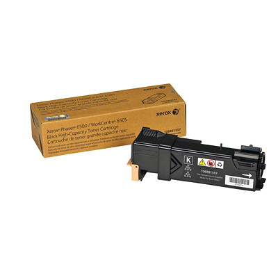 Xerox Laser Cartridge HIGH CAPACITY 3 000 PAGE YIELD