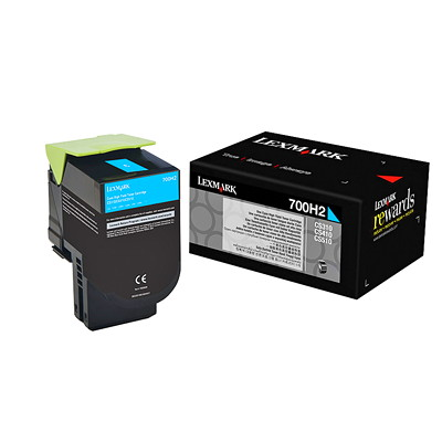 Lexmark Laser Cartridge HIGH YIELD 3000 PAGE YIELD