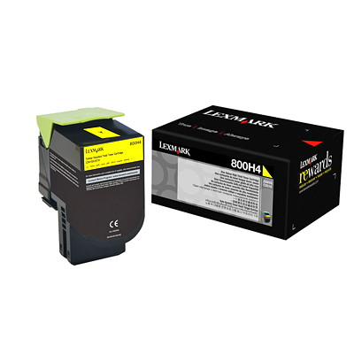 Lexmark Laser Cartridge HIGH YIELD CARTRIDGE 3000 PAGE YIELD