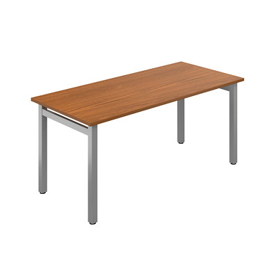 "Offices To Go Ionic Table Desk 29""H WINTER CHERRY"