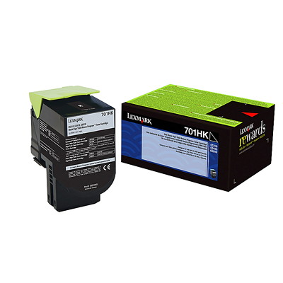 Lexmark Laser Cartridge HIGH YIELD - RETURN PROGRAM 4000 PAGE YIELD