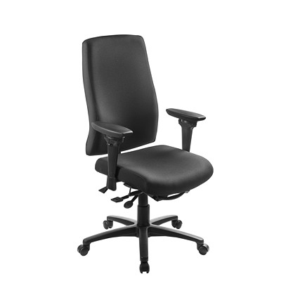 ergoCentric uCentric Ergonomic High-Back Multi-Tilter Chair CHAIR WITH SMALL SEAT