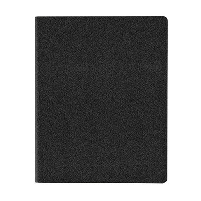 Quo Vadis President Weekly Planner PRESIDENT  TOSCANA COVER  BLK