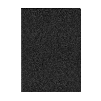 "Quo Vadis Prenote Refillable 13-Month Weekly Planner, 11 3/4 x 8 1/4"", Black, December 2020 - December 2021, English TOSCANA COVER BLACK"