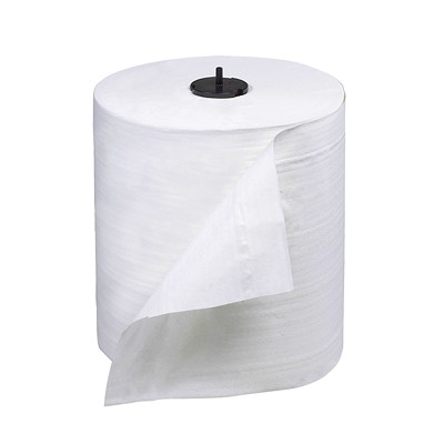 Tork Elevation Matic Paper Towel Roll  ROLL TOWELS  2-PLY WHITE 73/4X525' '
