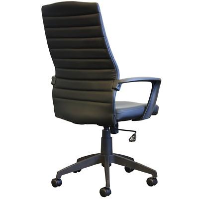 Horizon Activ Executive High-Back Tilter Chair LEATHER-LIKE FABRIC