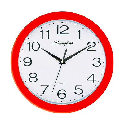 Swingline Fashion Clock