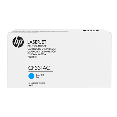 HP 654A/X Original LaserJet Toner Cartridge M651 YIELD 15000