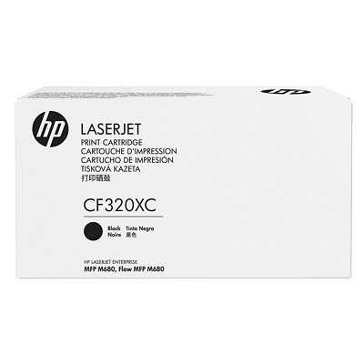 HP Colour LaserJet Toner Cartridge M680 MFP YIELD 21000