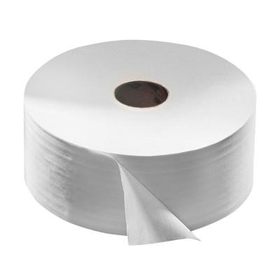 "Tork 2-Ply Advanced Jumbo Bathroom Tissue, White, 1,600', 6/CT 3 5/9"" X 1600' WHITE"