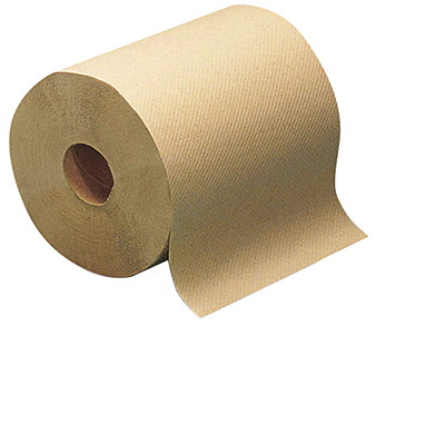 """Tork 1-Ply Universal Hand Paper Towels, Natural, 350', 12/CS HARD WOUND ROLL 1-PLY NATURAL 7 7/8""""X350' ECOLOGO CERTIFIED"""