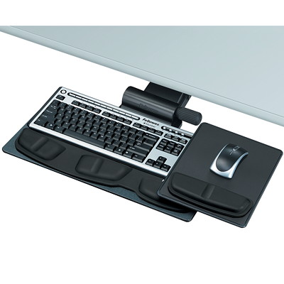 Support clavier série Professional Fellowes PRO FELLOWES