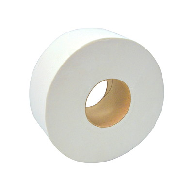 "Dura Plus 2-Ply Diamond Universal Jumbo Bathroom Tissue, White, 1,000', 8/CT 2 PLY/8 ROLL CORE: 3.3"" BIODEGRADABLE QUALITY PRODUCT"