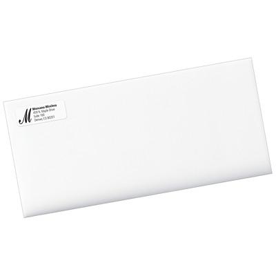 "Avery 5195 Easy Peel Address Labels, White, 2/3"" x 1 3/4"", 60 Labels/Sheet, 25 Sheets/BX 2/3X1-3/4 LASER EASY PEEL 25 SHTS/BOX  60 LABELS/SHT"