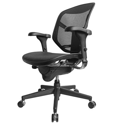 WorkPro PRO Quantum 9000 Series Ergonomic Mesh Mid-Back Chair QUANTUM 9000 SERIES