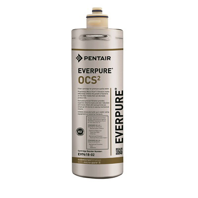 Everpure OCS Water Filter Cartridge FOR COFFEE SERVICE APPLICATION