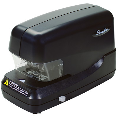 Swingline Heavy-Duty Electric Cartridge Stapler STAPLES UP TO 70 SHEET CART. STAPLES 69495 SWINGLINE