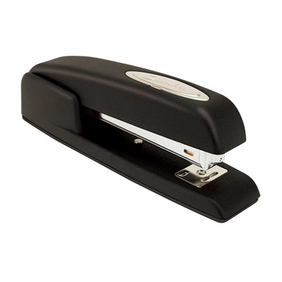 Swingline Special Edition 747 Stapler with Antimicrobial Protection, Black  STANDARD STAPLES METAL SWINGLINE  25 SHT CAPACTIY