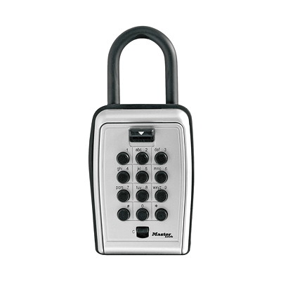 Portable Combination Push-Button Key Safe PUSH BUTTON COMBO PAD EASY TO RESET COMBINATION