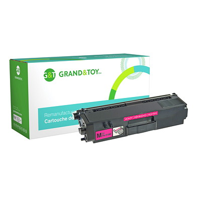 Grand & Toy Compatible LaserJet Toner Cartridge MAGENTA HL4150CDN MFC9460CDN 3 500 PG YLD  RPL SKU# 98388