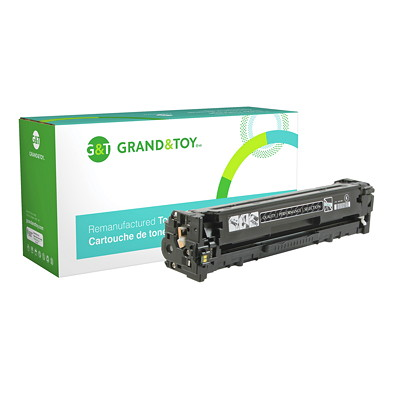 Grand & Toy Compatible Laser Toner Cartridge HP L/J PRO 200 COLOR M251N M251NW (131X); H/Y 2 300