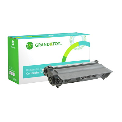 Grand & Toy Compatible Black Toner Cartridge DCP-8110DN  8150DN; HL5440D HL-5450DN;MFC-8510DN-YLD 3 000