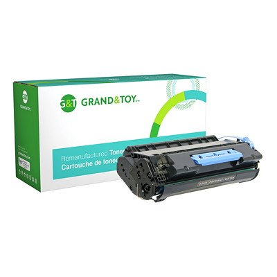 Grand & Toy Remanufactured Canon FX11 Black Standard Yield Toner Cartridge (1153B001) CANON LASERCLASS LC810  830 (FX11) YLD 4 500  RPL # 97649