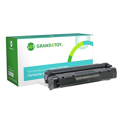 Grand & Toy Compatible LaserJet Cartridge FAX L360; FAXPHONE L170 8955A001AA YLD 3500 RPL# 99707