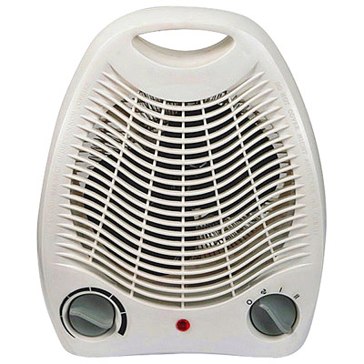 Royal Sovereign Compact Ceramic Space Heater WHITE