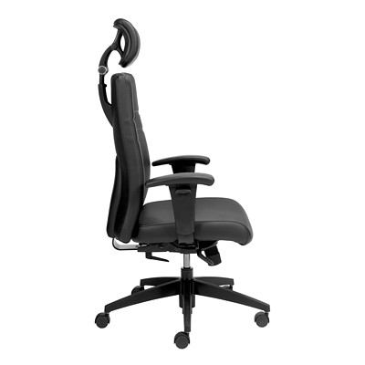 Offices To Go Executive Back Synchro-Tilter Chair EXECUTIVE HIGH BACK TILTER CHA