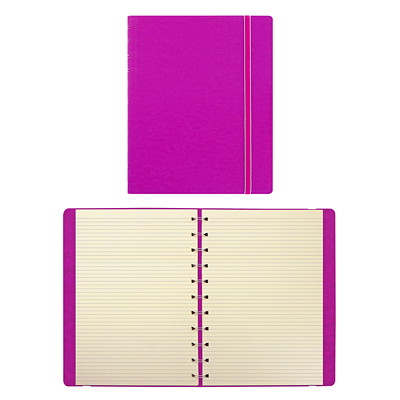 Filofax Classic Refillable Notebook 112 RULED PAGES. REFILLABLE FILOFAX