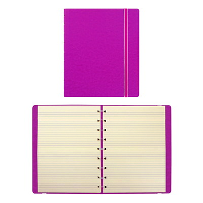 Filofax Classic Refillable Notebook 112 RULED PAGES. REFILLABLE