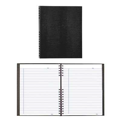 Blueline NotePro Coiled Notebook SIMULATED LIZARD COVER 200PAGE