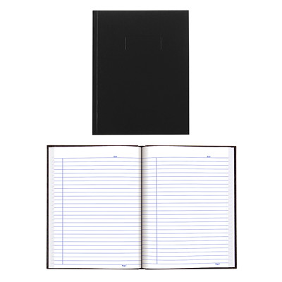 Grand & Toy Executive Notebook COVER  PERFECT BINDING 192 RULE PAGES 9 1/4 X 7 1/4