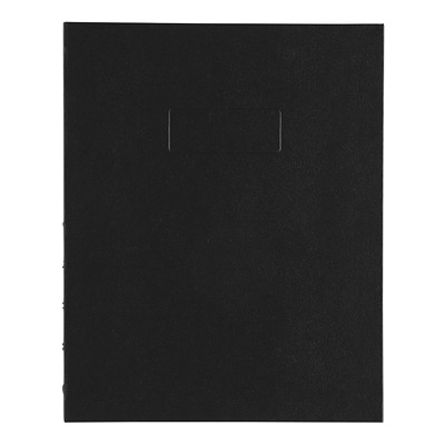 Grand & Toy Executive Notebook 9.25 X 7.25 BLK HARD COVER