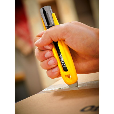 OLFA Heavy-Duty Self-Retracting Safety Knife SELF-RETRACTING SAFETY KNIFE