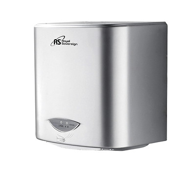 Royal Sovereign Classic Touchless Automatic Hand Dryer SILVER  TOUCHLESS
