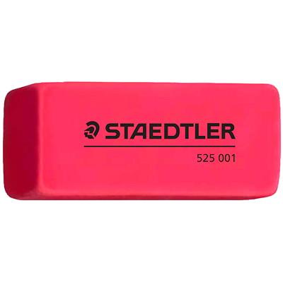 Staedtler Pink Pencil Erasers