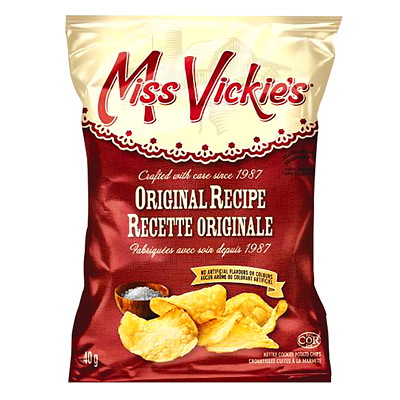Miss Vickie's Potato Chips