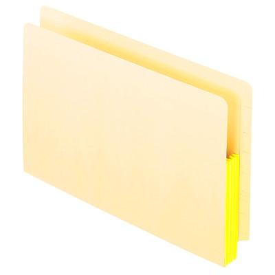 Pendaflex Manila Shelf File Pockets TYVEK-REINFORCED GUSSETS
