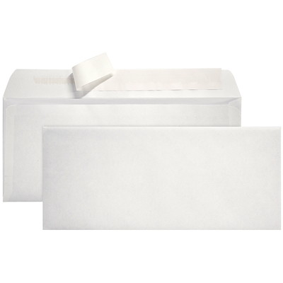 Grand & Toy Peel-To-Seal #10 White Business Envelopes NO MOISTURE REQUIRED PEEL-TO-SEAL