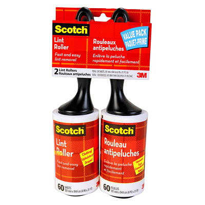 Scotch Lint Roller ROLLERS