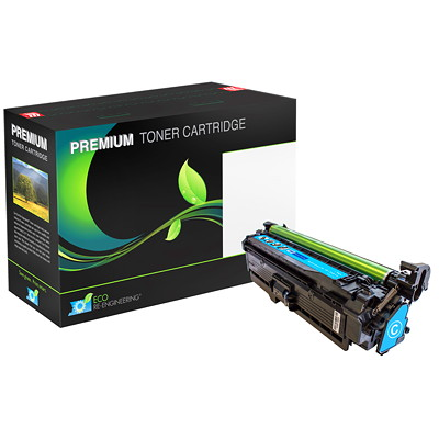 MSE Toner Cartridge CYAN CE401A