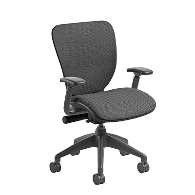 Nightingale EXO Task Chair NEBULA MESH SEAT AND BACK SYNCHRONOUS SWIVEL-TILT