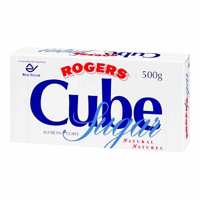 Pure Cane White Sugar Cubes, 500 g